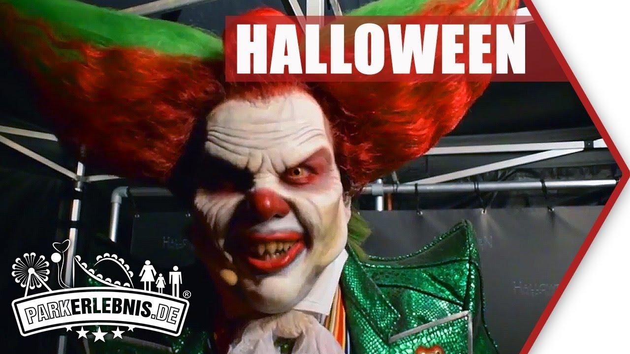 Walibi Belgique Halloween.Eddie S Zone Walibi Holland Fright Nights 2018 Halloween