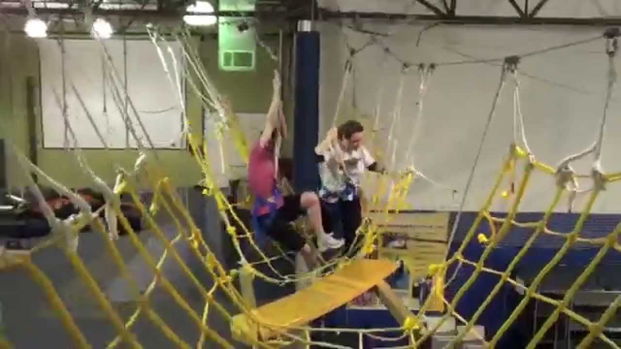 Group Dynamix Ropes Course Youtube