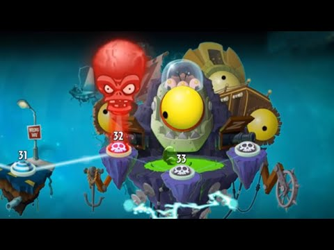 Plants vs. Zombies 2 - Modern Day Part 2 Day 23-25