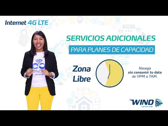 Internet Servicios Adicionales Wind Telecom