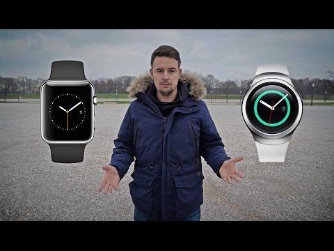 Apple Watch vs Samsung Gear S2 #colepsze #4