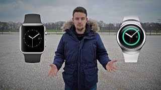 Apple Watch vs Samsung Gear S2 #colepsze #4