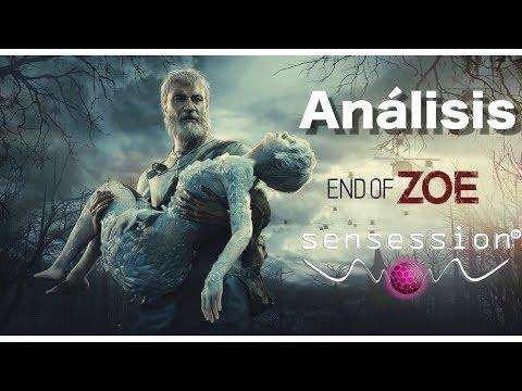 End of Zoe (Resident Evil VII DLC) Análisis Sensession