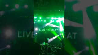 DJ Sam Withers AIA The Music Run KL 2017