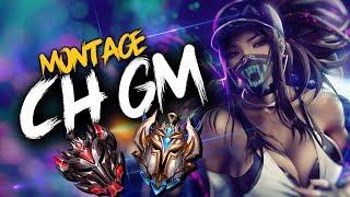 CHALLENGER \ GRANDMASTER MONTAGE | League of Legends