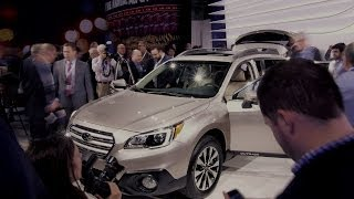 New Outback: The Great Reveal / 2014 New York International Auto Show