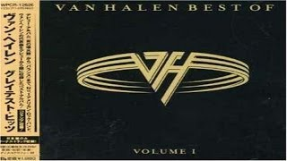van halen   best of volume 1 japanese version full album remastered