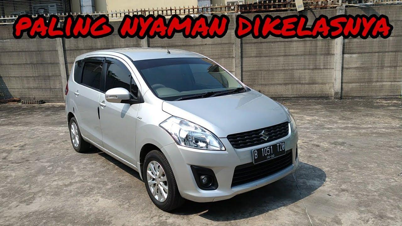Review Mobil Bekas Suzuki Ertiga Gl Manual Th 2012 Youtube