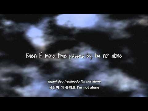 Park Jung Min- Not Alone lyrics [Eng. | Rom. | Han.]