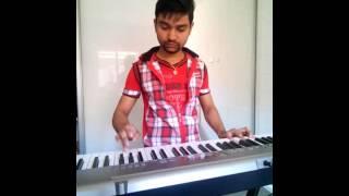 Tere dar par sanam chale aaye- Piano tune (Instrumental)