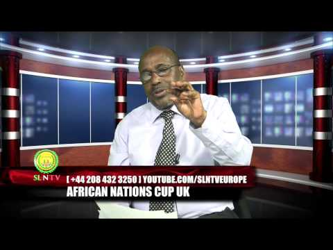 SLNTV UK LIVE African Nations Cup UK