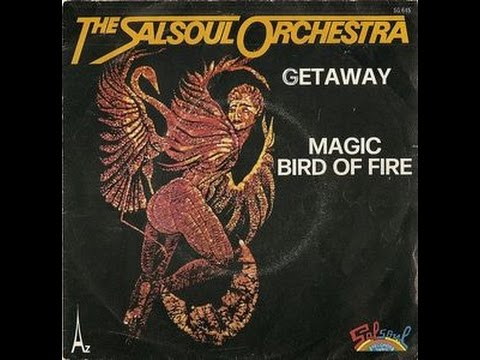 the salsoul orchestra - getaway