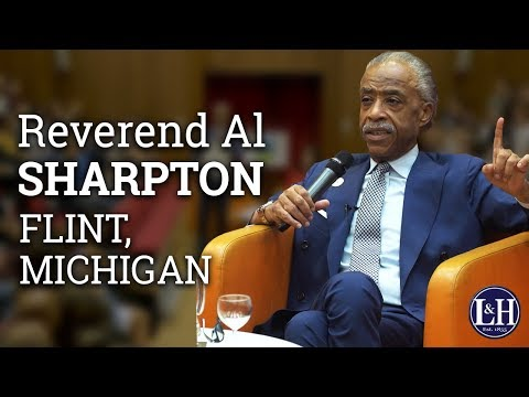 Reverend Al Sharpton: Ongoing Issues