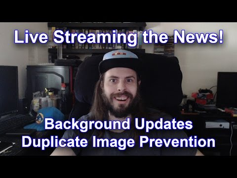 Live Streaming the News! Let's Discuss this Week's Progress - 2017/04/28 - LaunchBox News
