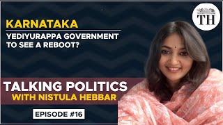 Yediyurappa's speculated exit | Talking Politics With Nistula Hebbar