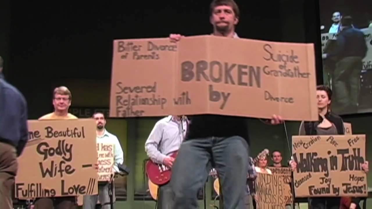 Cardboard Testimonies: Northridge Church - YouTube