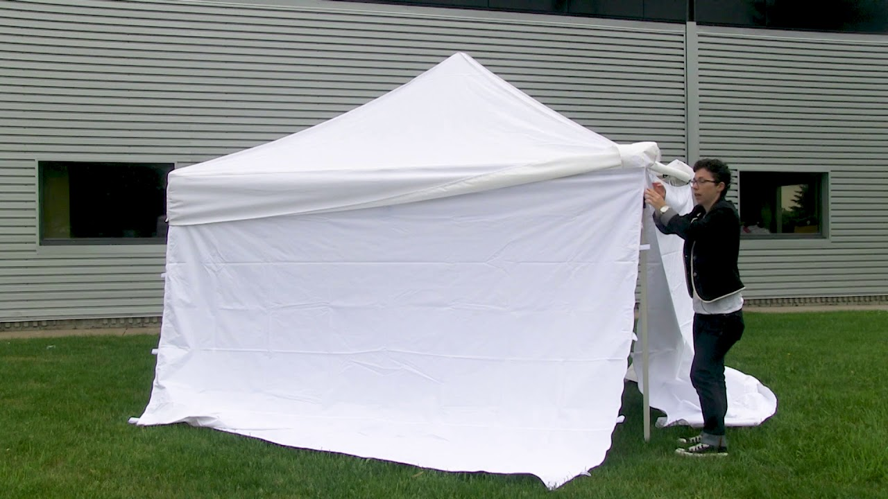 Quick Tip Tuesday - How To Zipper Two Tent Walls Together