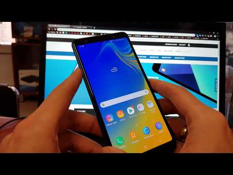 Samsung Galaxy A7 (2018) Firmware Videos - Waoweo