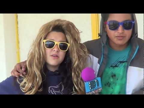 Vina del Mar & Valparaiso Summer Camp 2013 E! news mock-up