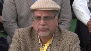 Majlis Ansarullah National Ijtema 2016 Day 3 Speech by  Maulana Zaheer Ahmad Khan