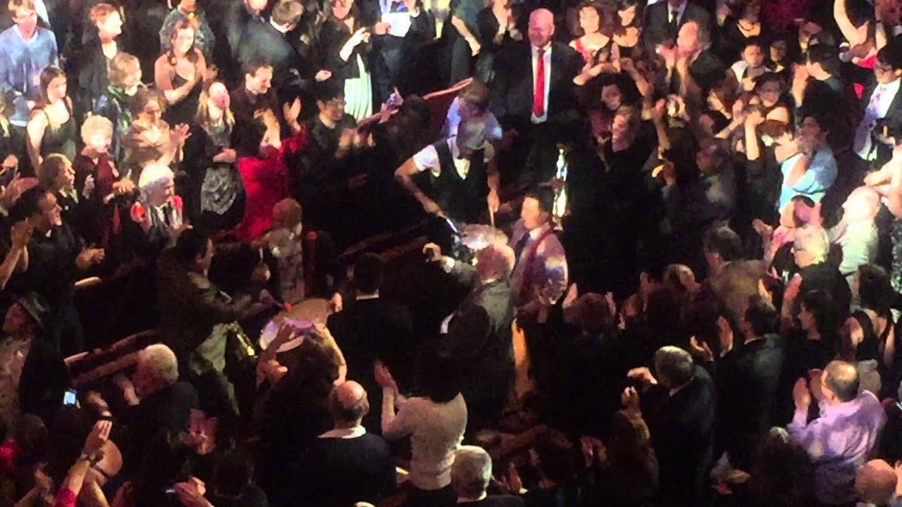Ozomatli New Years 2014 concert Kennedy Center DC - YouTube
