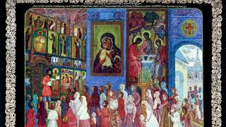 Картины «Призыв Кузьмы Минина к нижегородцам»
