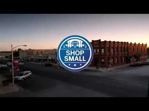 "American Express 'Small Business Saturday' Campaign: ""Pledge to Shop Small"" Ad"