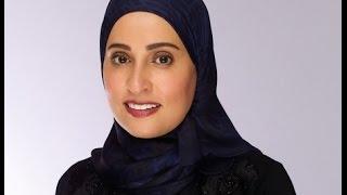 فيديو.. عهود الرومي وزيرة إماراتية للسعادة