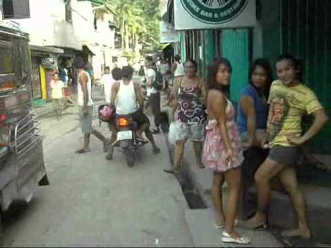 sabang philippines prostitution