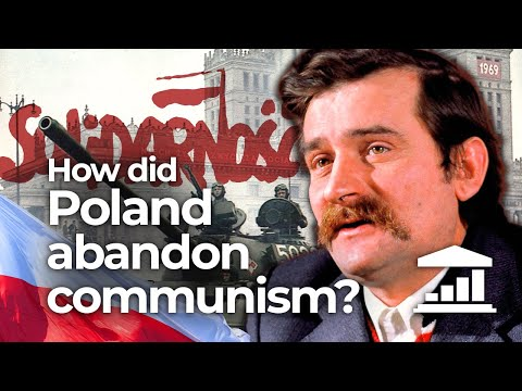 POLAND: from COMMUNISM to CAPITALISM in just a few WEEKS - VisualPolitik EN