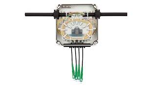 Outdoor Riser Cable Box ORM 3 FA video