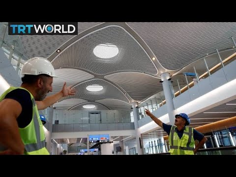 Istanbul's New Airport: