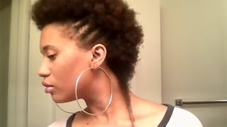 How To Have Fast Growing 4c Low Porosity Natural Hair| Extra Steps are Not Needed