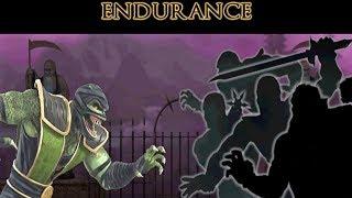 [TAS] Mortal Kombat Armageddon - REPTILE | ENDURANCE (WII)