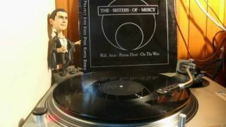 The Sisters of Mercy - Poison Door (Project Kiss Kass Dark Synth Remix) 1984-2016