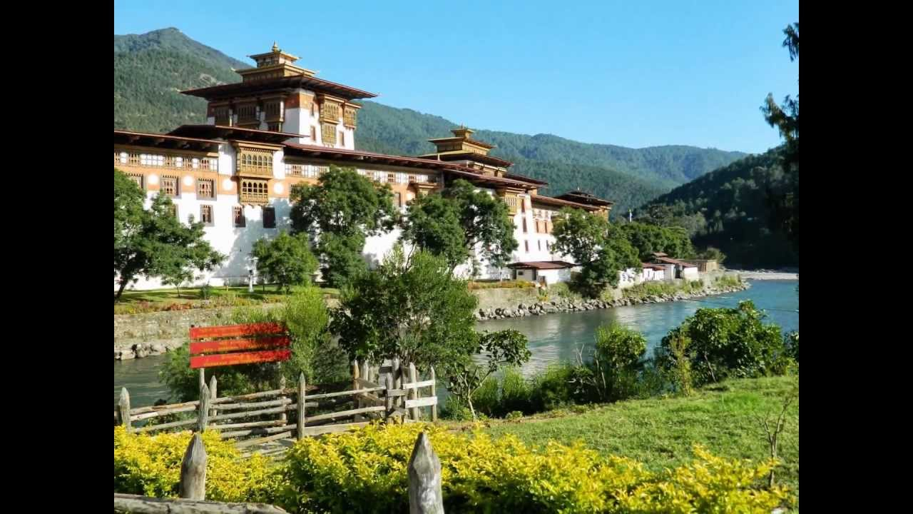 The Natural Beauty Of Bhutan