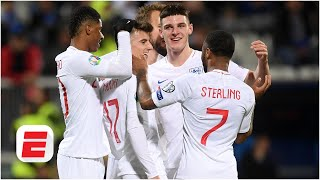 England have a galaxy of attacking talent but are defensively fragile - Jon Champion | Euro 2020