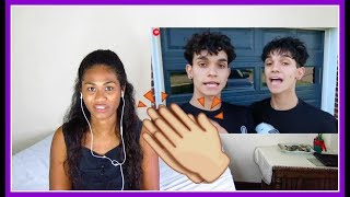 New Lucas and Marcus (Dobre Twins) Musicallys June 2017 - Best Musically Compilation | Reaction
