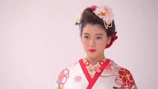 ふりそでMODE♡新作の振袖カタログ『FURISODEMODE』のメイキング動画 タ...