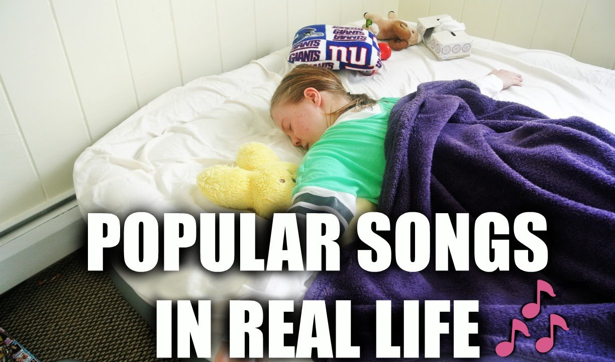 Popular Songs In Real Life. Drake, Justin Bieber, Rihanna And More