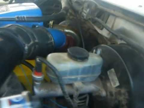 powerstroke exhaust brake modification and how to do it