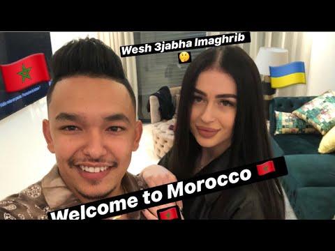 ?🤔جات عندي أول مرة المغرب و عجبها بزاف, 🇲🇦welcome to morocco 🇲🇦🔥