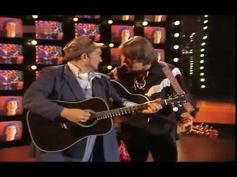 Willie Boxcar & Gunter Gabriel - (Good Hearted Woman) Ehrbares Mädchen 1980