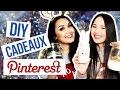 DIY CADEAUX PINTEREST avec The Doll Beauty et Yoko !