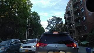 Driving by Briarwood Queens,New York