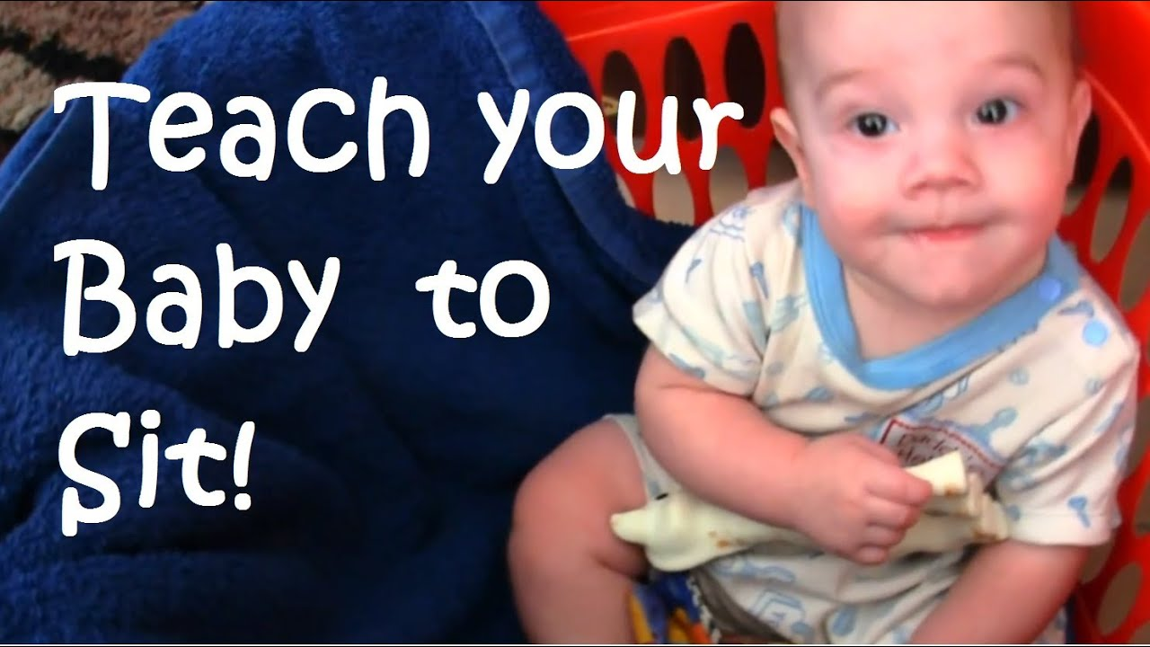 Chair To Help Baby Sit Up Aeron Miller Teach Your Alone Alternative Expensive Chairs