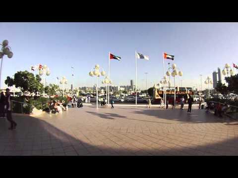 Abu Dhabi, UAE, Marina Mall