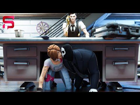 The SECRET LOVE Between SHADOW & GHOST.... ( Fortnite Film )