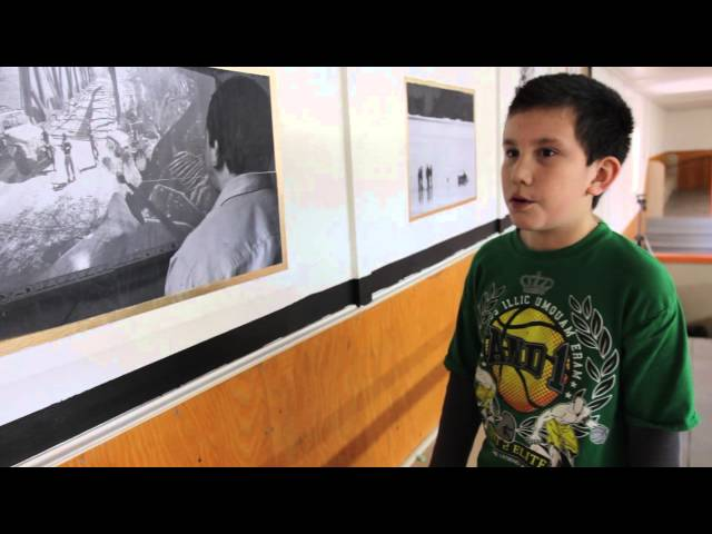 Spaces & Places - Youth Use Art to Share Findings