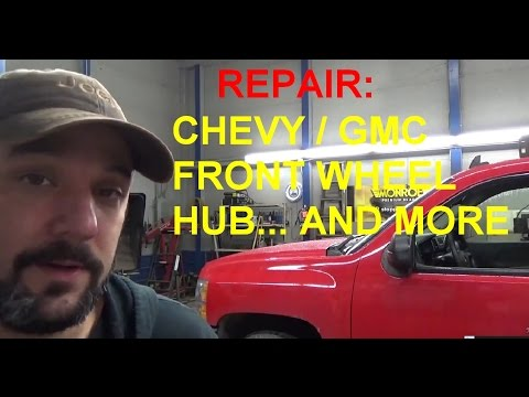 chevy-/-gmc-front-wheel-bearing-/-hub-assembly